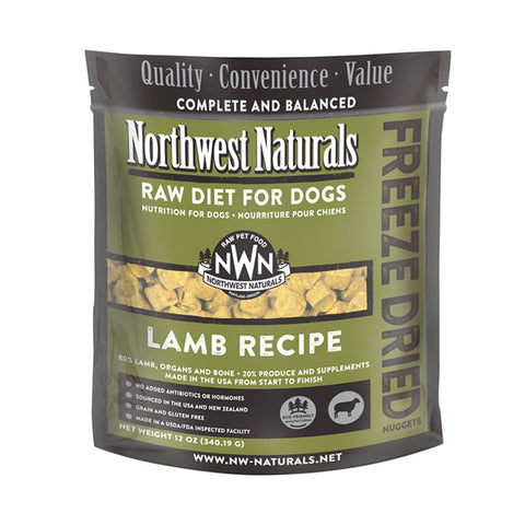 Northwest Naturals - Freeze Dried Lamb
