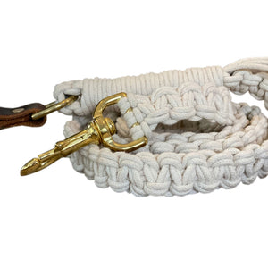 Macrame Leash