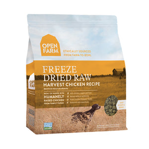 Open Farm Freeze Dried Chicken Recipe