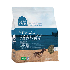 Open Farm Freeze Dried Surf & Turf Recipe