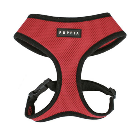 Puppia Harness - Red