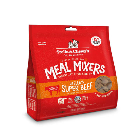 Beef Meal Mixers