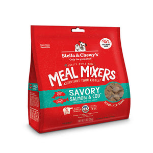 Salmon & Cod Meal Mixers