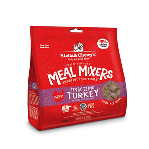 Stella's Turkey Meal Mixers