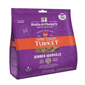 Freeze Dried Turkey Morsels