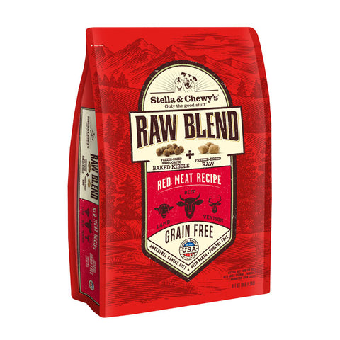 S & C - Raw Blend Red Meat