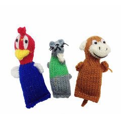 Barn Yarn Animals