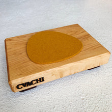 Load image into Gallery viewer, Graf Lantz Felt Trivet Stone Small in Tumeric