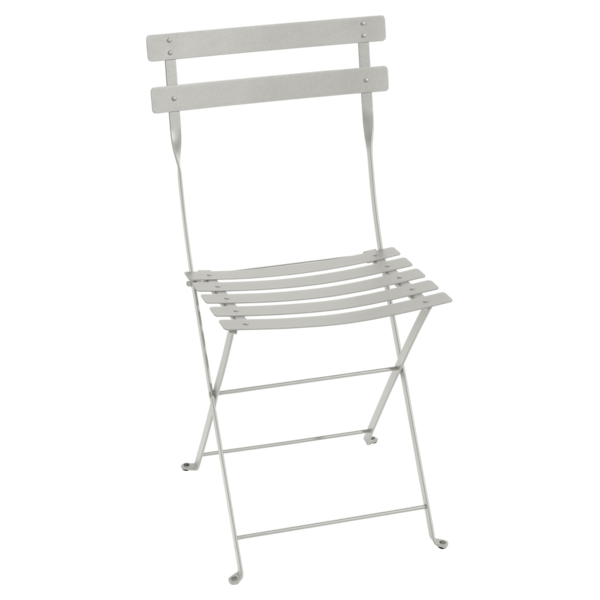 Fermob BISTRO Chair Set of Two in Clay Grey
