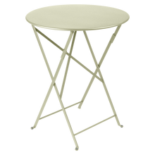 "Load image into Gallery viewer, Fermob BISTRO Round Table 24"" in Willow"