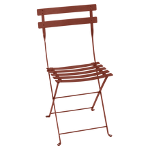 Load image into Gallery viewer, Fermob BISTRO Chair Set of Two in Red Ochre