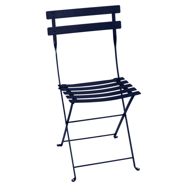Fermob BISTRO Chair Set of Two in Deep Blue