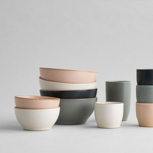 Kinto Nori Bowl Small in Black