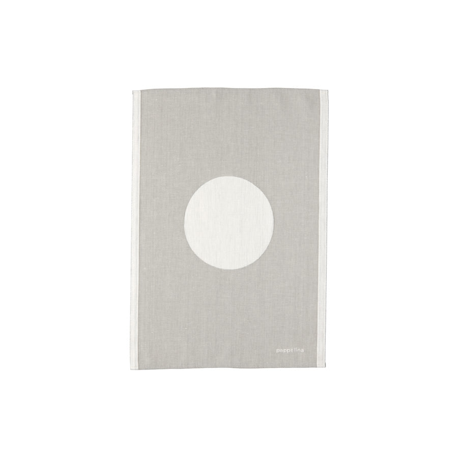 Pappelina Vera Kitchen Towel · Warm Grey · 18