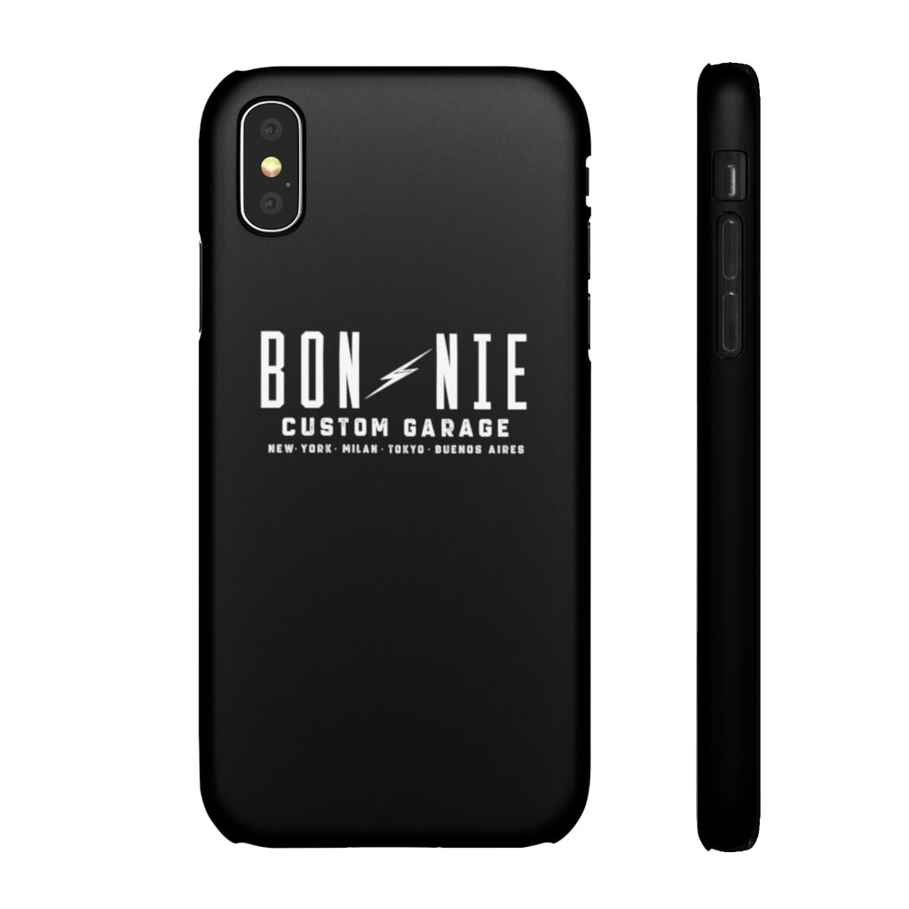 Bonnie Thunderbolt Cities iPhone Case - Bonnie Custom Garage