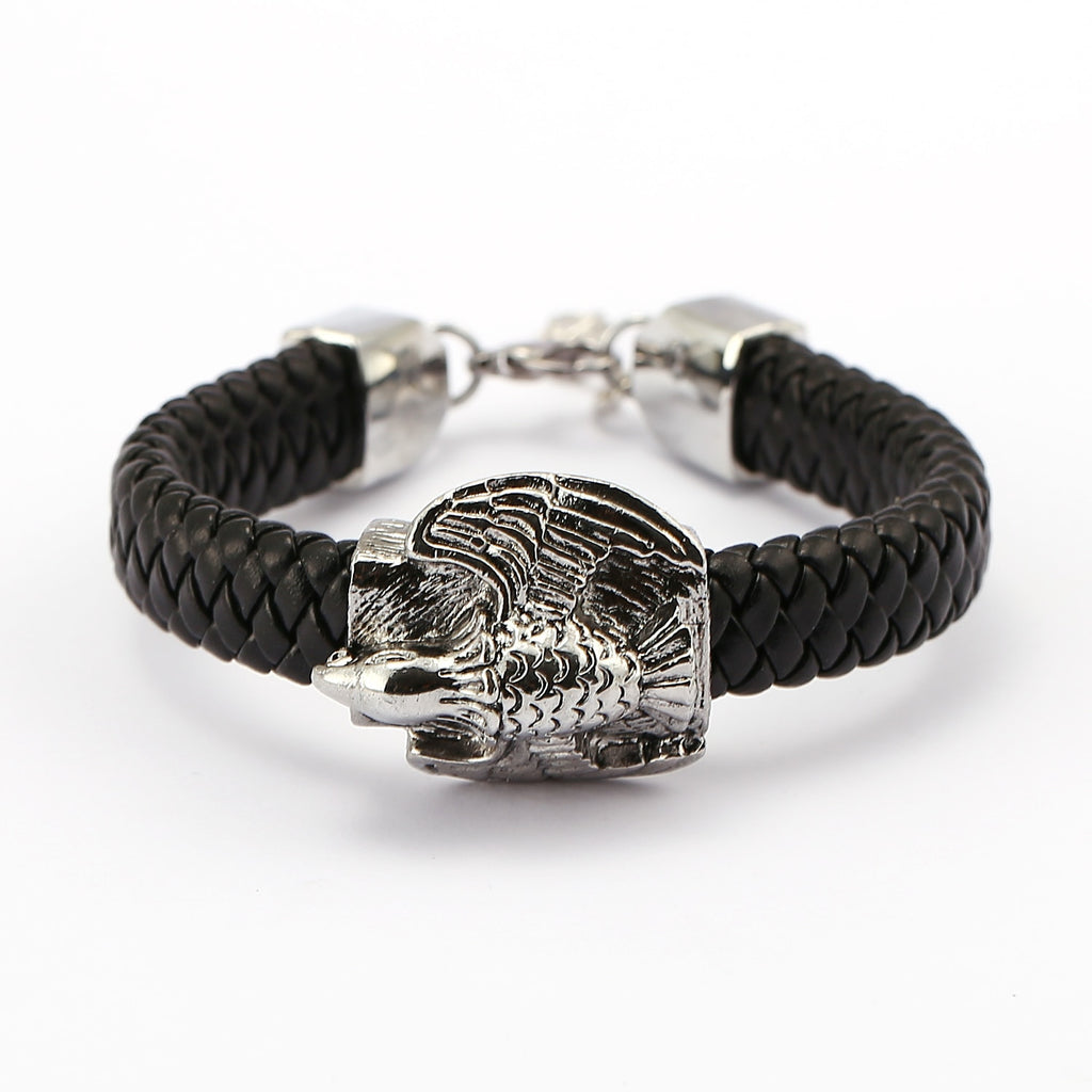 Ride to Live Bonnie Bracelet - Bonnie Custom Garage