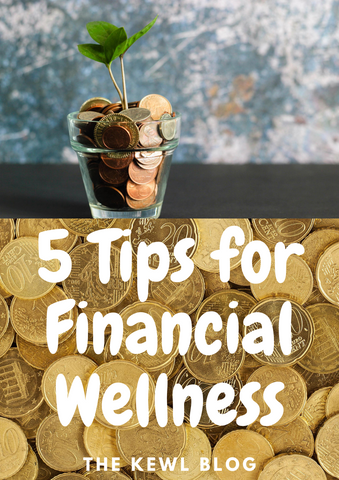 Pinterest Banner - Financial wellness