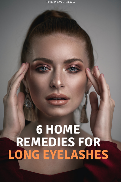 6 Home Remedies for Long Eyelashes