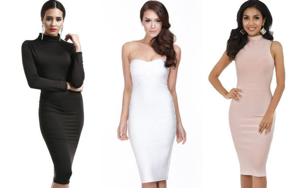 bandage dresses for Aquarius girls