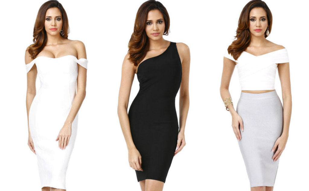 styling your bandage dress