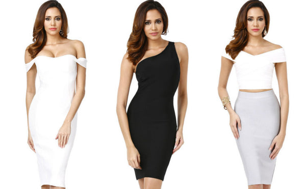 bandage dresses for Cancer girls