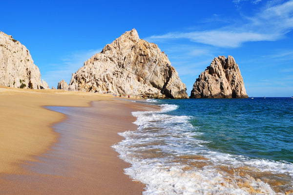 Lovers Beach. Cabo San Lucas, Mexico