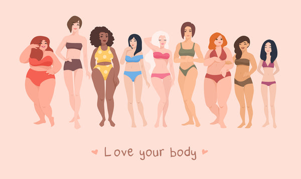 love your body with stretch marks