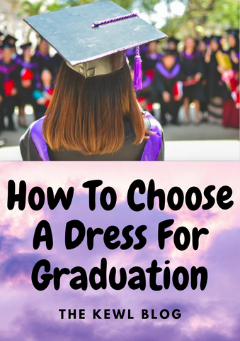 Pinterest Banner - How To Choose A Dress For Graduation
