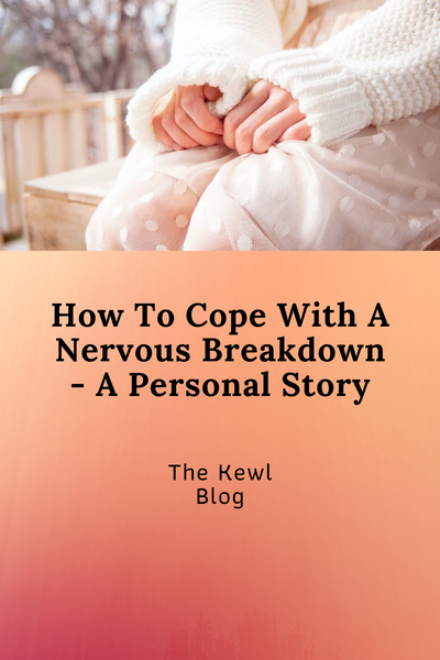 Pinterest Banners - How To Cope With A Nervous Breakdown