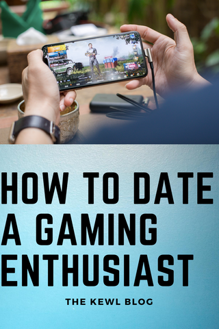 Pinterest banner - How to date a gamer