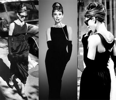 Little blak dress - Breakfast at Tiffanys