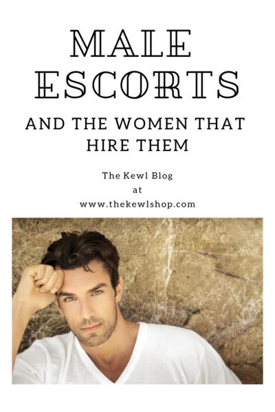 Banner - male escorts and the women that hire them