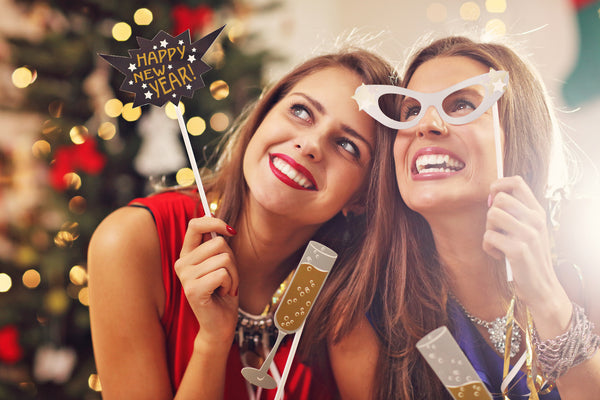 beauty tips for new year party