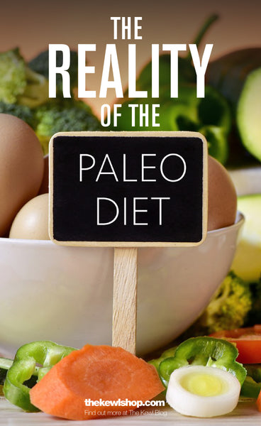 The Reality of the Paleo Diet, Pinterest