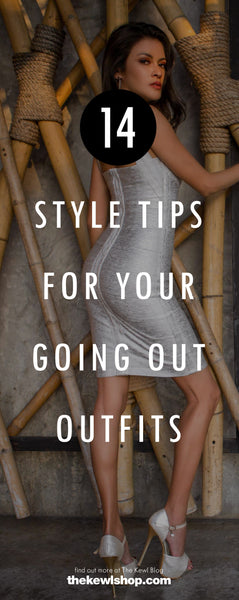 14 Style Tips For Your Going Out Outfits, Pinterest