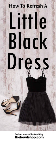 How To Refresh A Little Black Dress, Pinterest