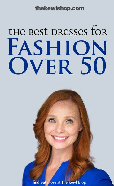 Banner - best dresses for fashion over 50