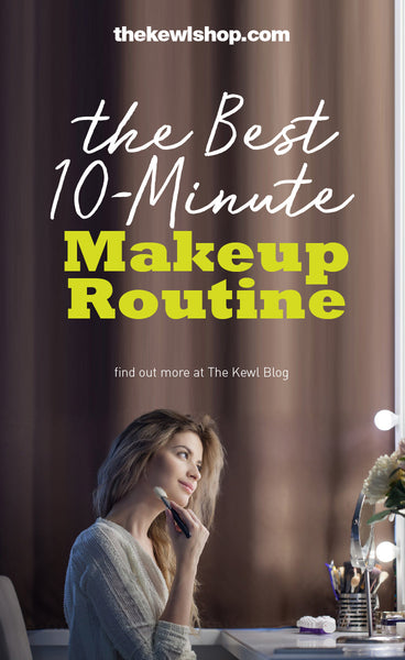 The Best 10-Minute Makeup Routine, Pinterest