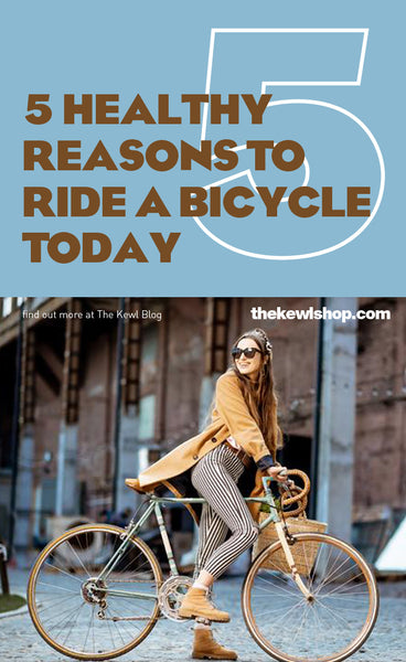 Pinterest, 5 Healthy Reasons To Ride A Bicycle Today