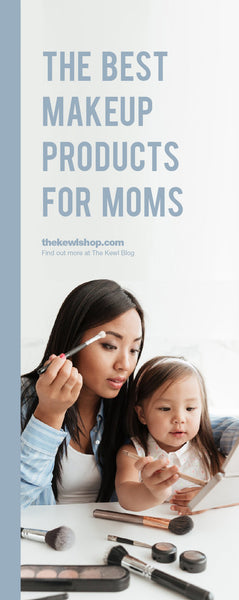 The Best Makeup Products For Moms, Pinterest