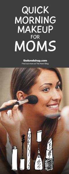 Quick Morning Makeup for Moms, Pinterest