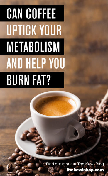 Can Coffee Uptick Your Metabolism and Help You Burn Fat?, Pinterest