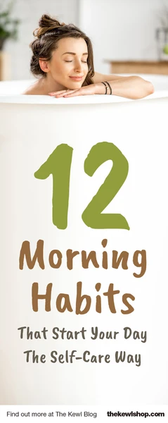 Banner - morning habits to start your day