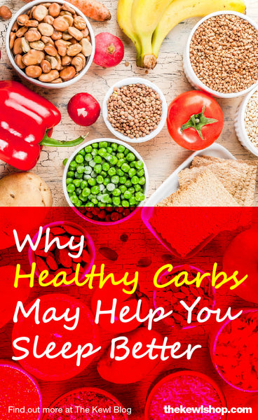Why Healthy Carbs May Help You Sleep Better, Pinterest