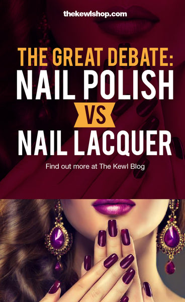 The Great Debate: Nail Polish vs. Nail Lacquer, pinterest