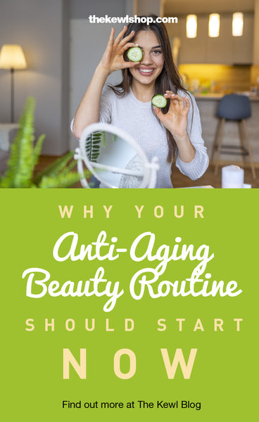 Why Your Anti-Aging Beauty Routine Should Start Now, Pinterest