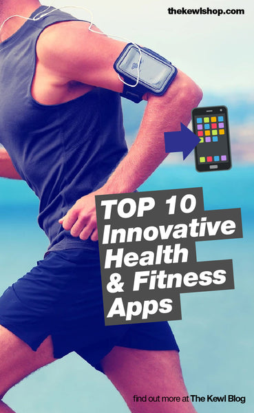 Top 10 Innovative Health & Fitness Apps, Pinterest