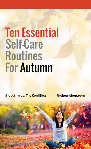 Ten Essential Self-Care Routines For Autumn, Pinterest