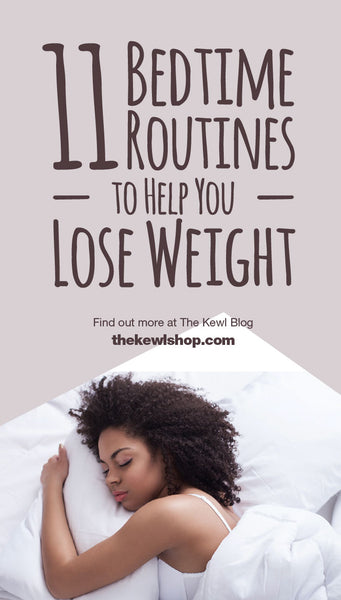 11 Bedtime Routines To Help You Lose Weight, Pinterest
