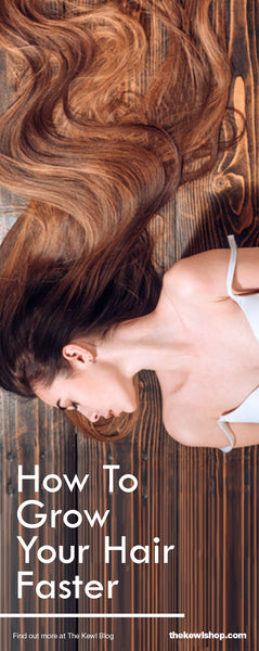 How To Grow Your Hair Faster, Pinterest